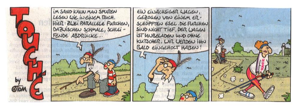 Walken-Comic
